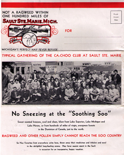The Ca-Choo Club nominated a 'Supreme Sneezer' for the best sneeze. The club was known for labeling 9 different types of Sneezes, including the Clock Winding Sneeze, the Optimistic Sneeze, the Trombone Explosive Sneeze, the Feline or Pussycat Gentle Sneeze, The Disappointing or Frustrated Sneeze, the Mandatory Shrill Sneeze, the Carburetor Back-Fire Sneeze, the Loud Sneeze, and the Interrogatory or Scandal Monger Sneeze.